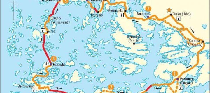 Saariston Reiteilla Suomen Saaristovaraus